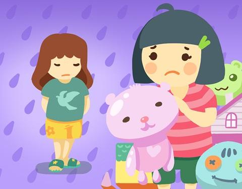 Tips Agar Anak Tidak Berebut Mainan dengan Saudaranya