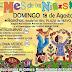 Cronograma de eventos por el Día del Niño