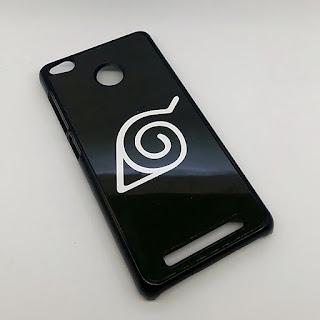 custom case logo naruto