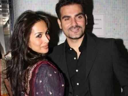 Arbaaz Khan and Malaika Arora