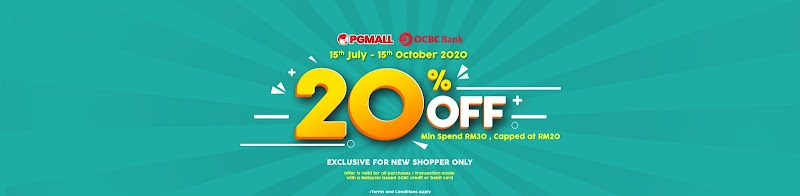 Great Discounts & Rewards When You Shop Online at PG Mall. Let's shopping!