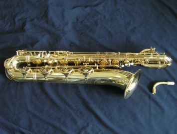 the saxophone corner review buffet 400 baritone gold laquer finish
