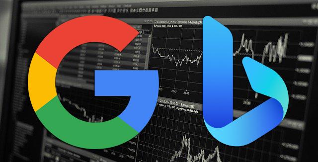 """Il termine più cercato su Bing è """"Google"""""""