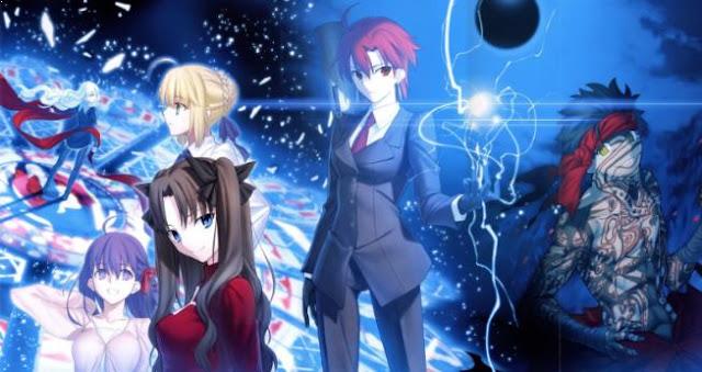 Fate Series - Anime Action Fantasy Terbaik dan Terseru