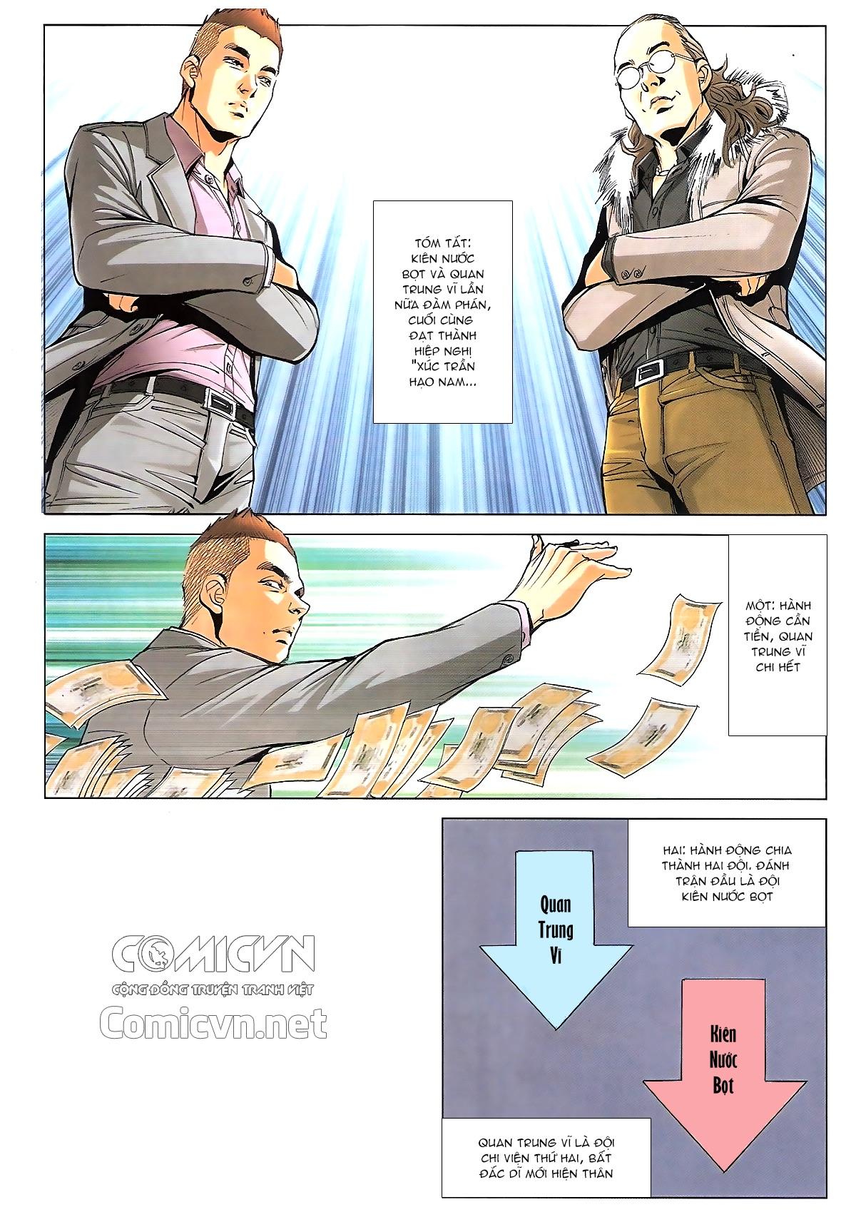 Người Trong Giang Hồ chapter 1784: cự long ngủ say trang 3