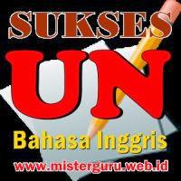 Standar Kompetensi Lulusan (SKL) Ujian Nasional Bahasa Inggris SMK