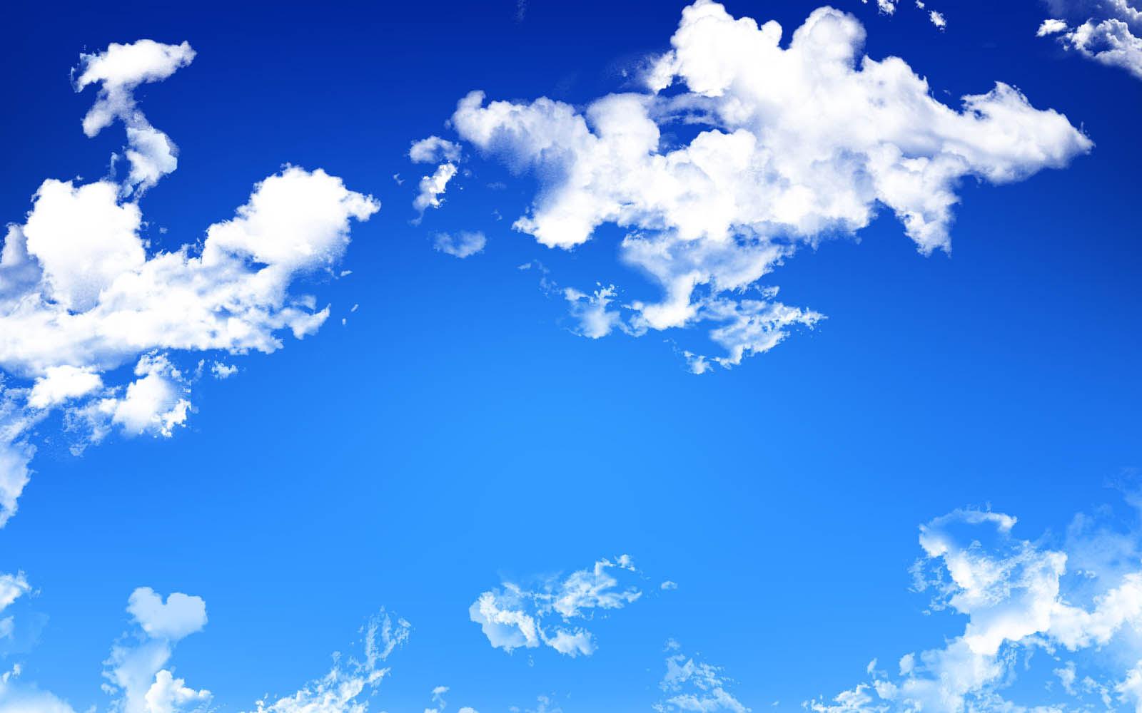 Desktop Wallpapers: Blue Sky Desktop Wallpapers