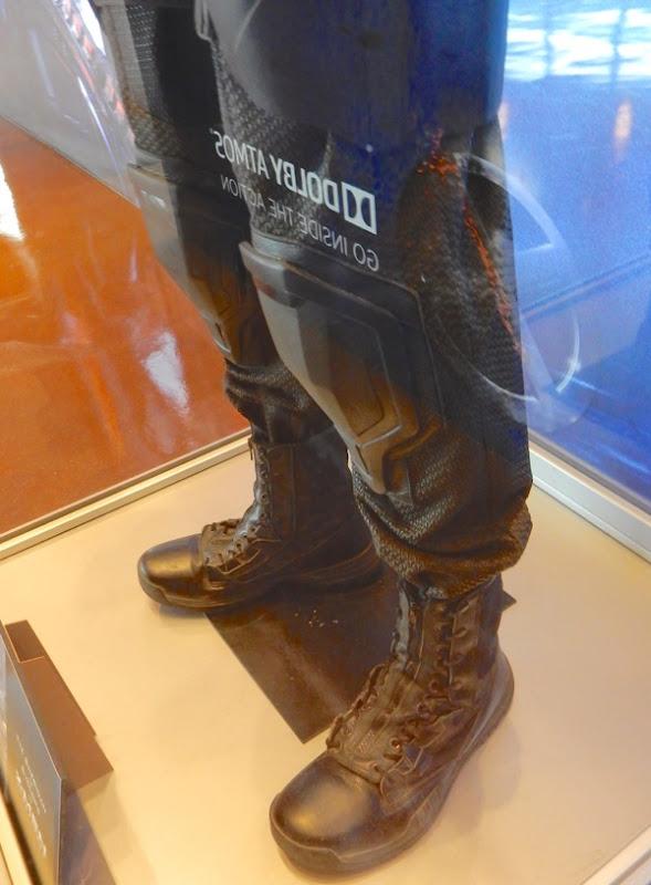 Cyclops boots knee pads X-Men Apocalypse