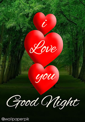 लव गुड नाइट वॉलपेपर good night romantic wallpaper