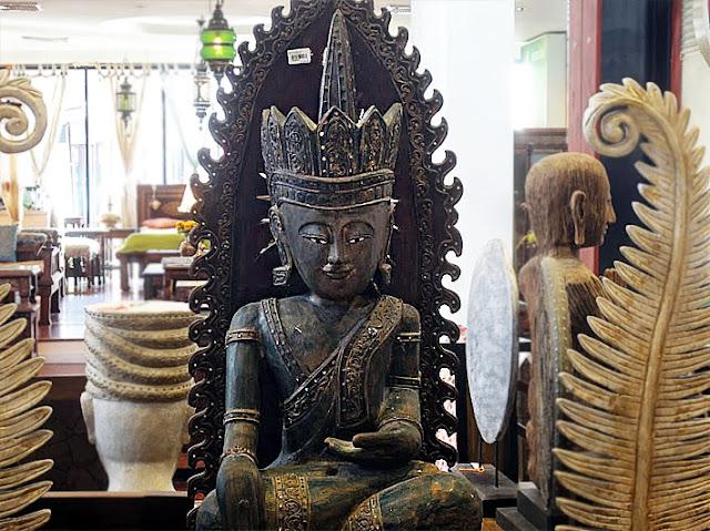 Thailand interior decoration