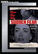 Sudden Fear, DVD, Kino Lorber, Cohen Collection,