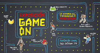 Game On, la mayor exposición del videojuego (suspendido)