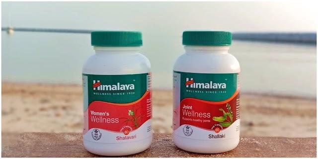 Seronoknya Badan Terasa Lebih Sihat Lepas Amalkan Himalaya Women Wellness dan Himalaya Joint Wellness