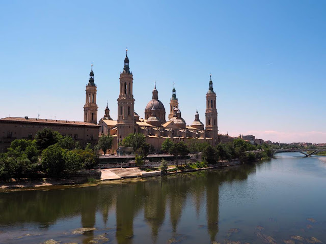 Saragossa. Urokliwa architektura i niezwykły klimat, czyli jeden dzień w Aragonii