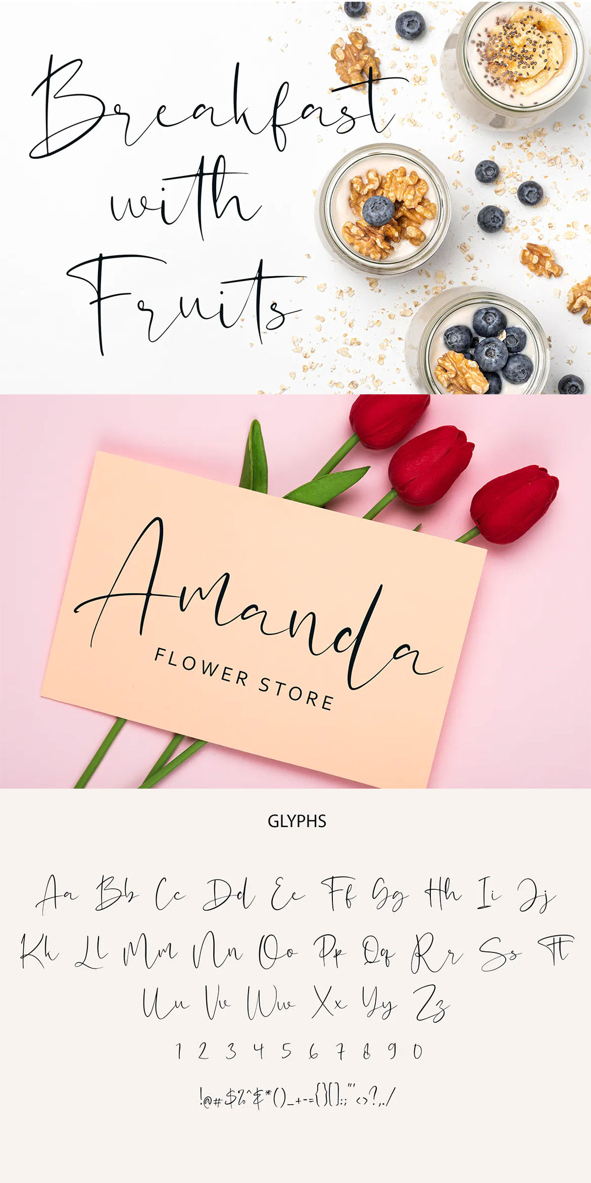 Robind Calligraphy Font