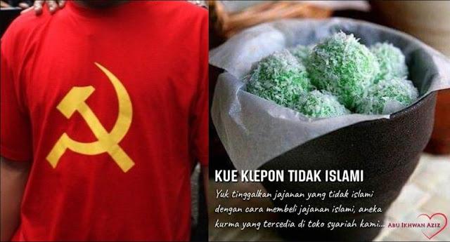 KLEPON Disebut Sandi Operasi, Singkatan dari 'Klelepno Pondok-pondok'?