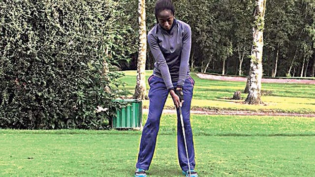 Georgia Oboh begins journey to Ladies European Tour Access Series