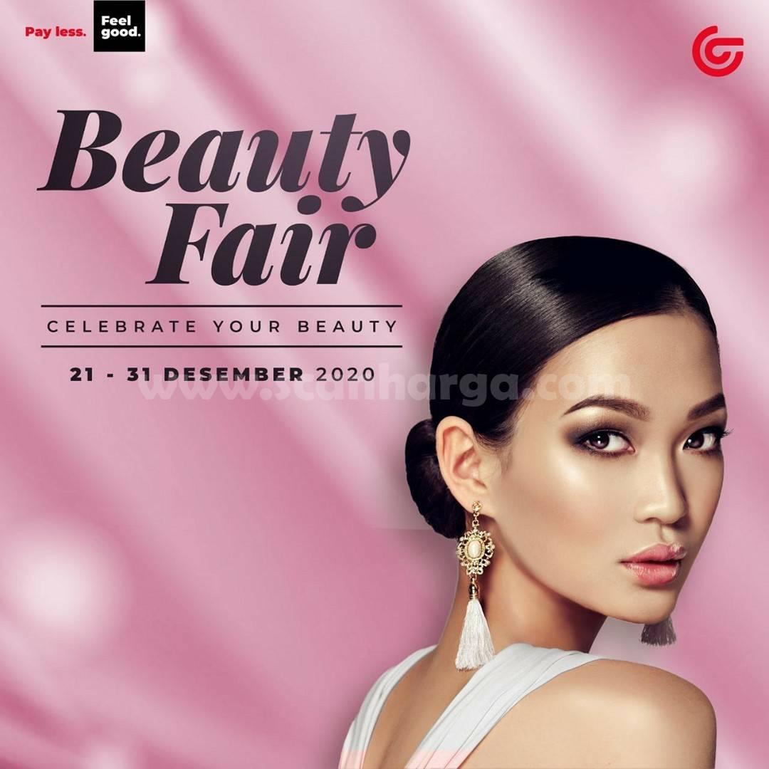 MATAHARI Promo BEAUTY FAIR – HEMAT hingga 50% untuk Produk Kosmetik! berlaku mulai 21 - 31 Desember 2020.
