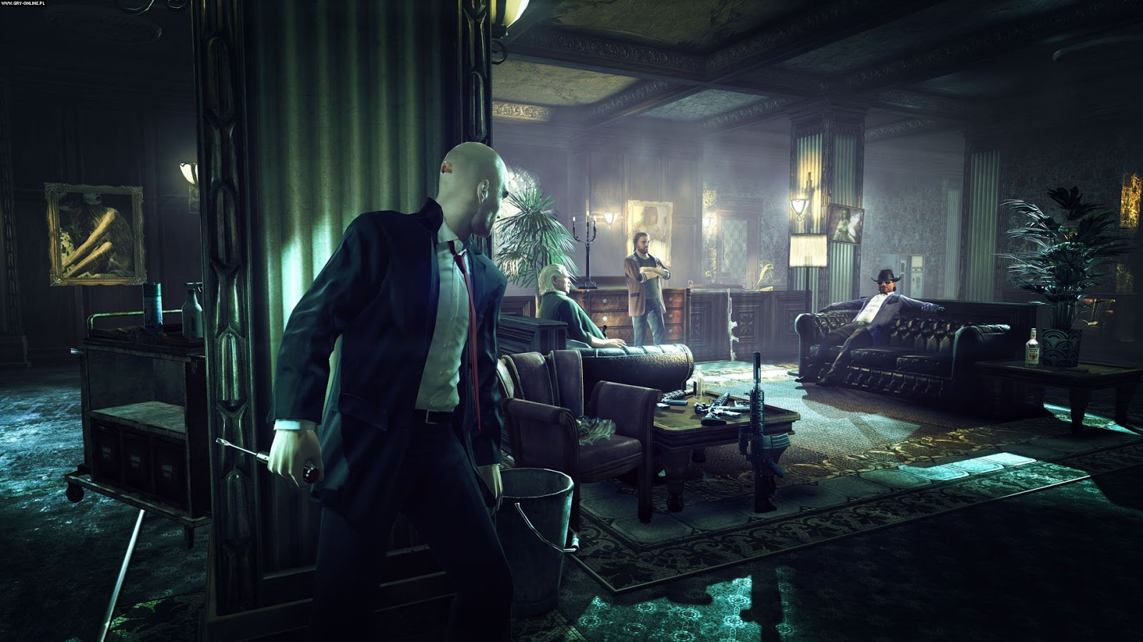 Rev It Up Project Hitman Absolution Let S Play Episode 1 By