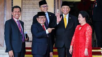 Sah, Bamsoet Terpilih Aklamasi Jadi Ketua MPR