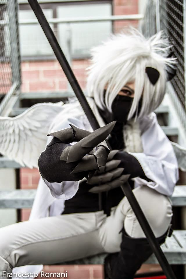 Pokemon Cosplay: Cool Pokemon Gijinka Absol Cosplay
