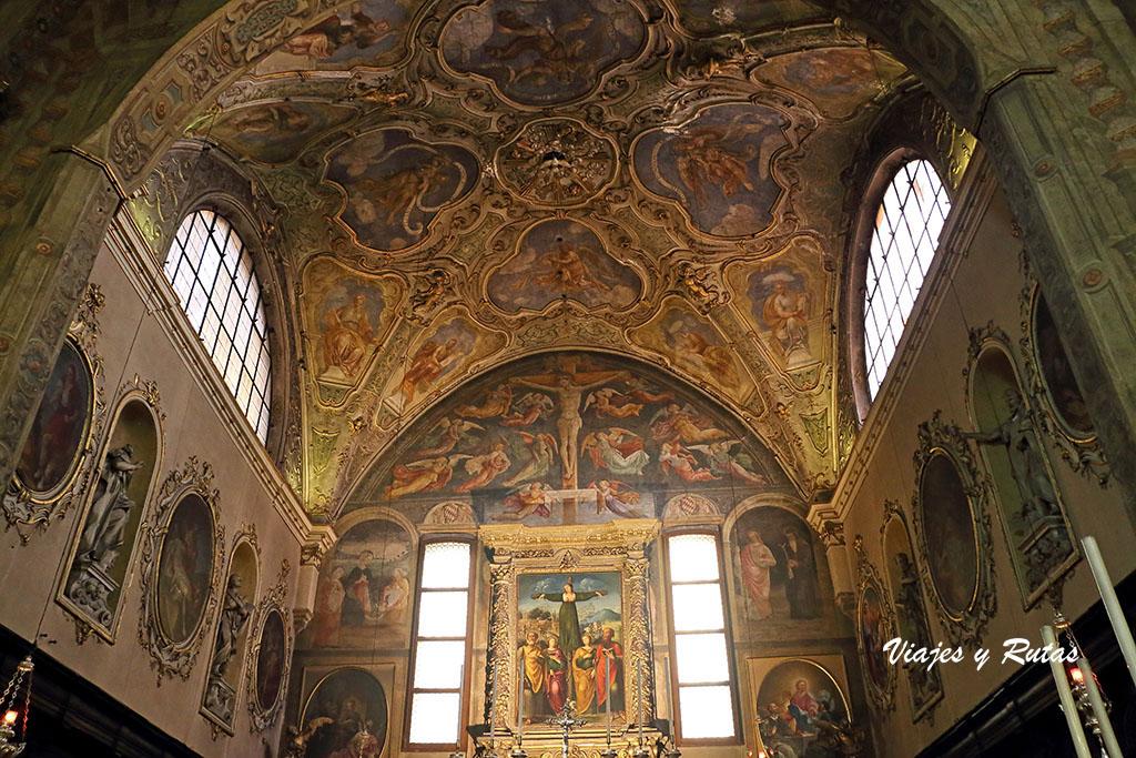 Iglesia de Santa Ágata de Brescia