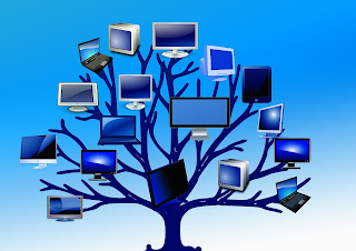 monitors tree