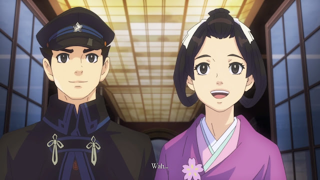 The Great Ace Attorney Chronicles anime