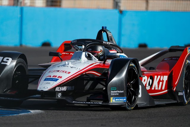ROKiT VENTURI RACING REVEALS SEASON 7 DRIVER LINE-UP