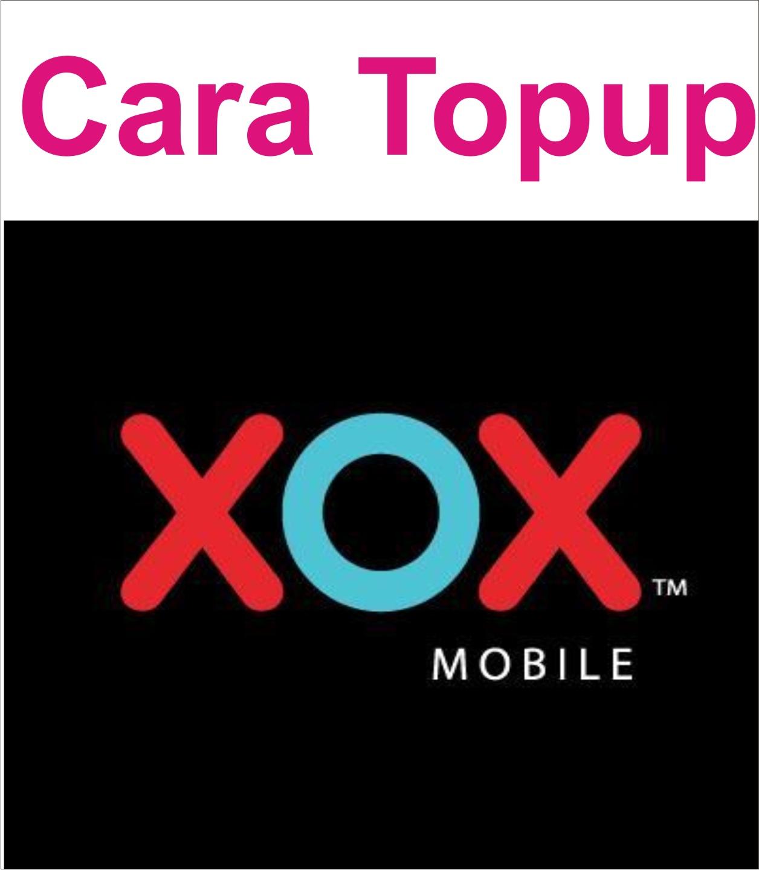 cara topup xox, cara top up xox, cara beli topup xox, harga topup xox, cara topup xox black