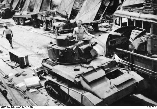 British light tank in Sumatra, 14 February 1942, worldwartwo.filminspector.com