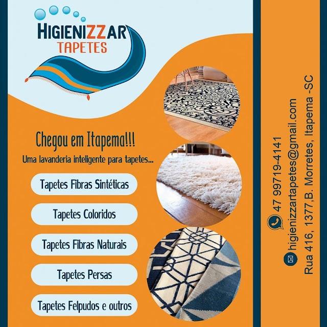 Higienizzar Tapetes
