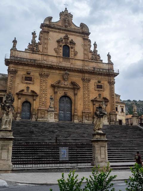 Modica, Chiesa di S. Pietro ©Valeriaderiso