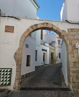 La Judería o Barrio Judío de Sagunto.