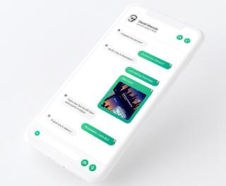 Cara Mengganti Tema Whatsapp ( WA ) Tanpa Aplikasi Tambahan