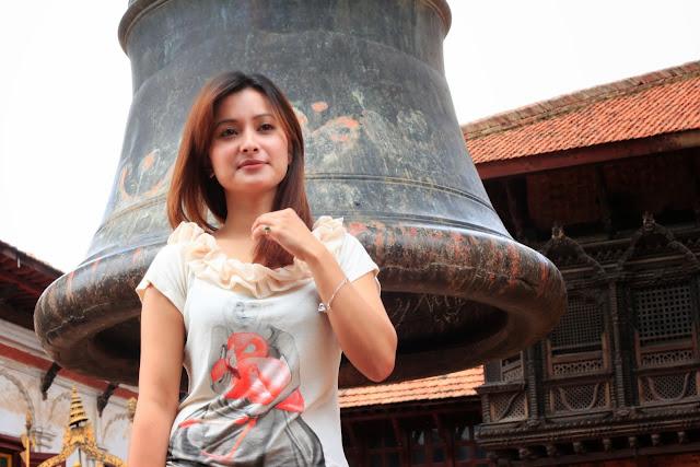 Namrata Shrestha Biography