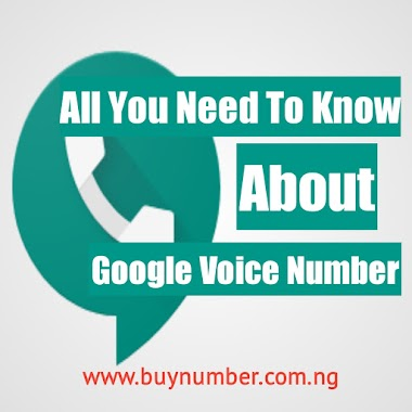All you need to know about google voice number
