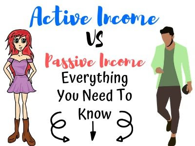 Active vs Passive Income