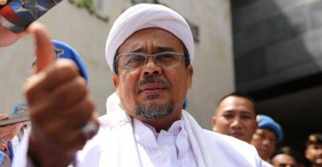 TKN Jawab Eggi Sudjana: Jokowi Tak Pernah Mau Ketemu Habib Rizieq