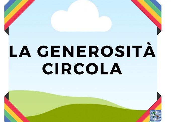 La Generosità Circola: la catena solidale delle aziende italiane contro il COVID-19