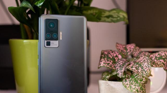 3. Vivo X50 Pro