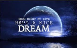 ucapan selamat malam untuk pacar