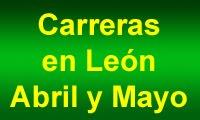 Carreras populares de Abril y Mayo