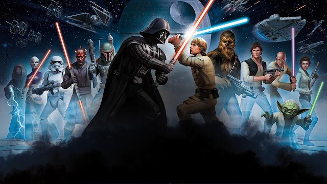 جرب لعبة Star Wars الجديدة من غوغل وحول هاتفك إلى سيف لايزر لمحاربة الأعداء 2016