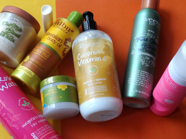 Summer Hair And Bodycare Finds Under $10