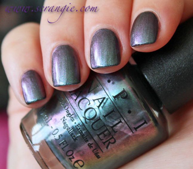 Scrangie Opi San Francisco Collection Fall Winter 2013