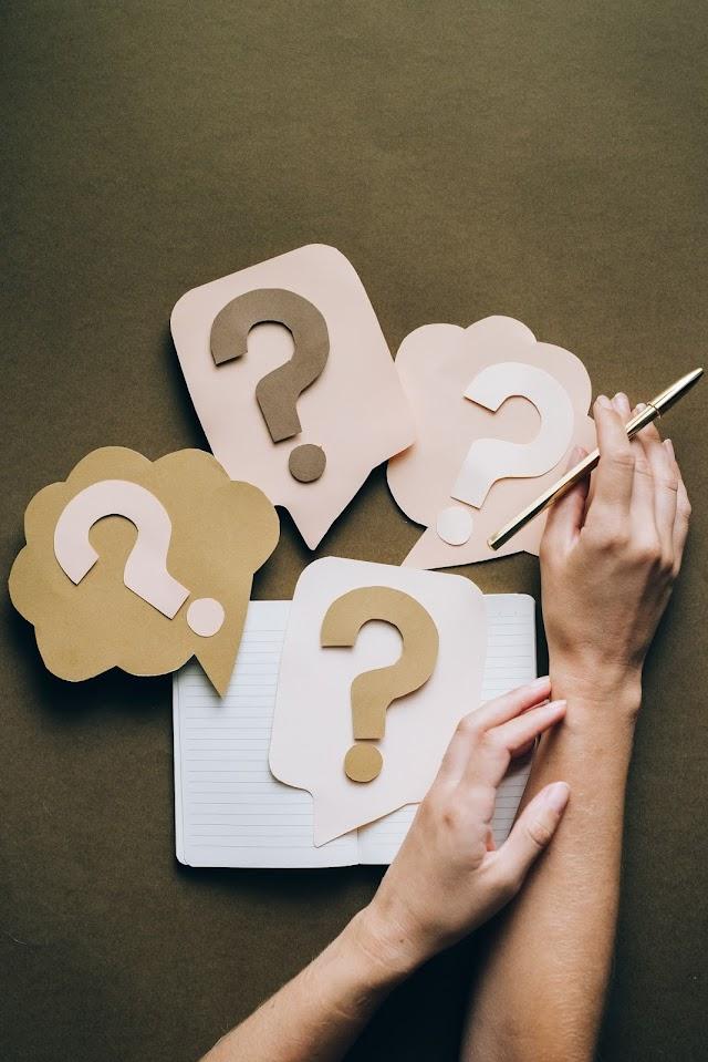 Fazer perguntas mantém você conversando com o universo ativamente