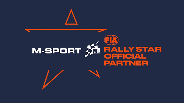 M-Sport official partner of FIA Rally Star