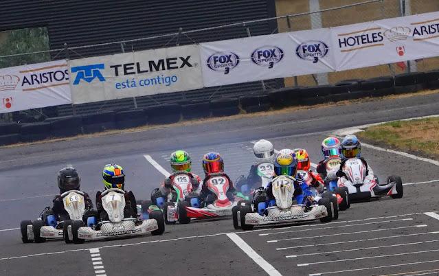 FIA México National Karting Championship Reto Telmex previa Fecha 2