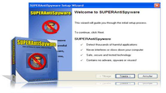Super Anti-Spyware screenshot 2